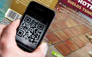 Foto código QR de productos Monestir