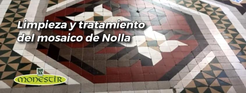mosaico de nolla
