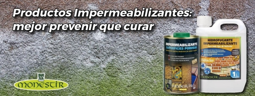 productos impermeabilizantes