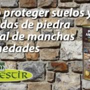 proteger piedra natural