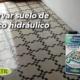 conservar suelo mosaico hidráulico