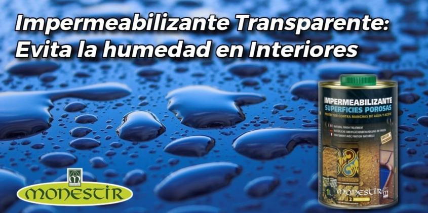 impermeabilizante transparente