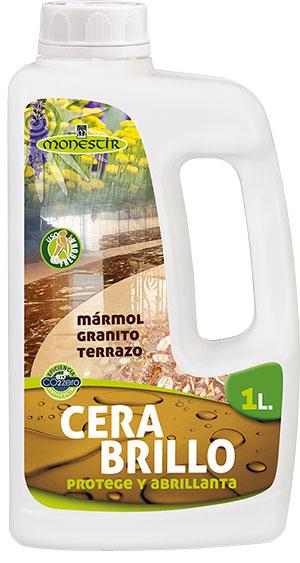 Protege y abrillanta sus suelos de mármol y terrazo fácilmente sin necesidad de máquinas.