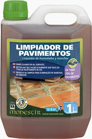 LIMPIADOR DE PAVIMENTOS