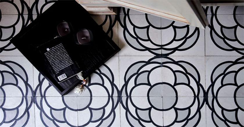 Cómo limpiar suelos de mosaico hidráulico
