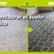 cómo restaurar suelo hidráulico
