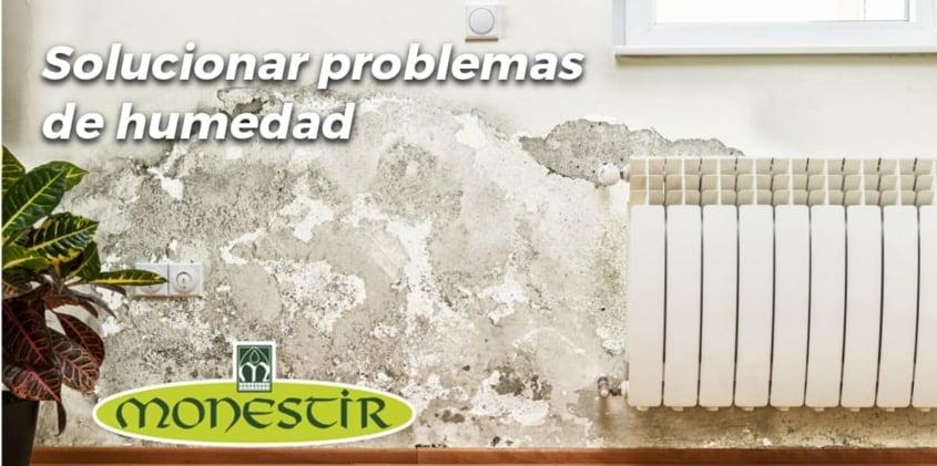 solucionar problemas de humedad
