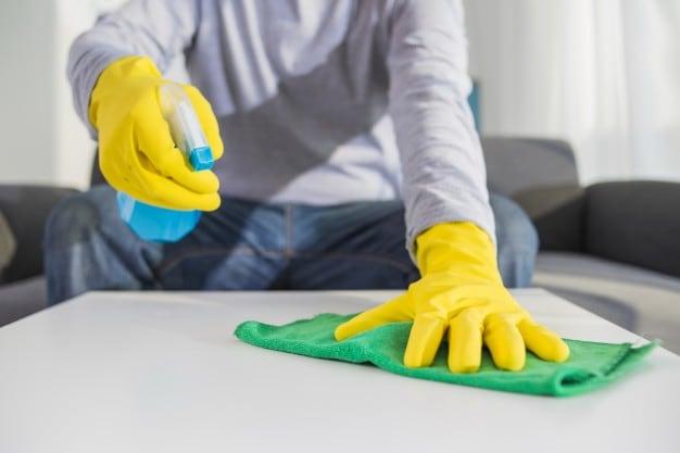 limpiar casa coronavirus