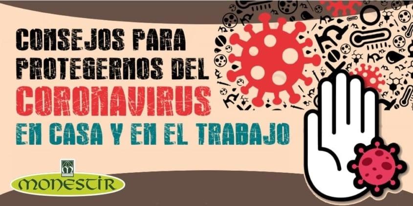 protegernos del coronavirus