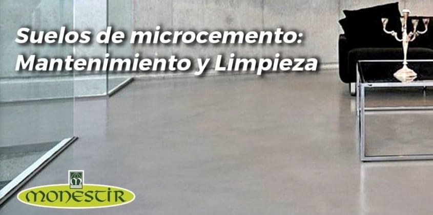 suelos de microcemento