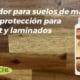 limpiador para suelos de madera