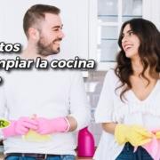 limpiar la cocina a fondo